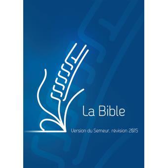 La Bible - Version du Semeur, révision 2015