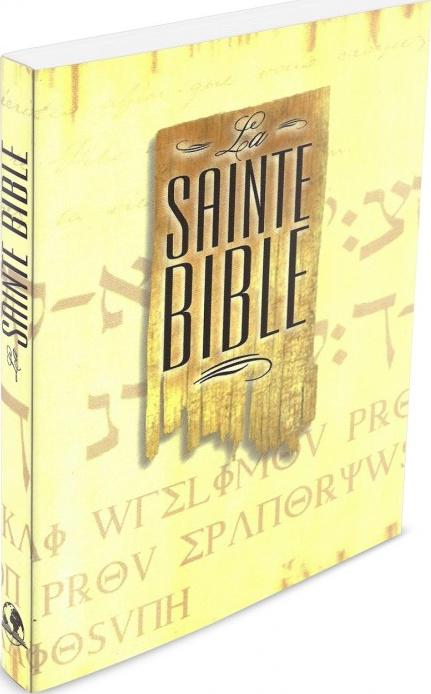 La Bible quadrille parchemin